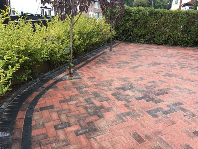 GD Paving and Tarmac.